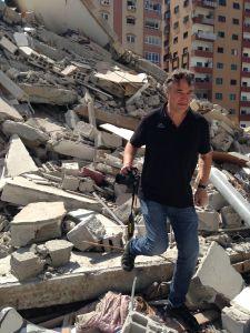 gaza carsten in Ruinen