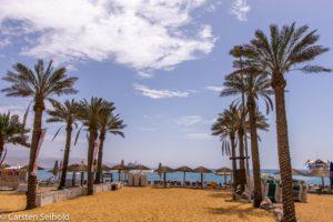Strandansicht Eilat