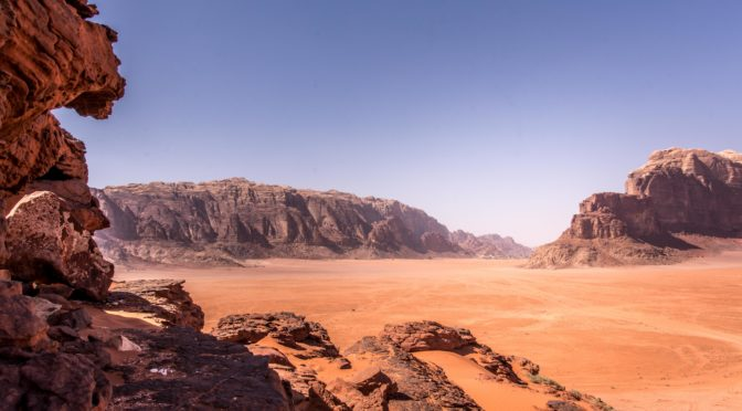 Urlaub im Königreich Jordanien – ein Foto-Reisebericht