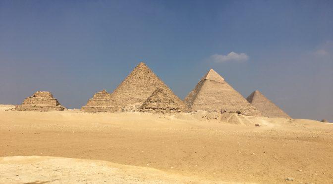 Kurztripp über Amman nach Kairo